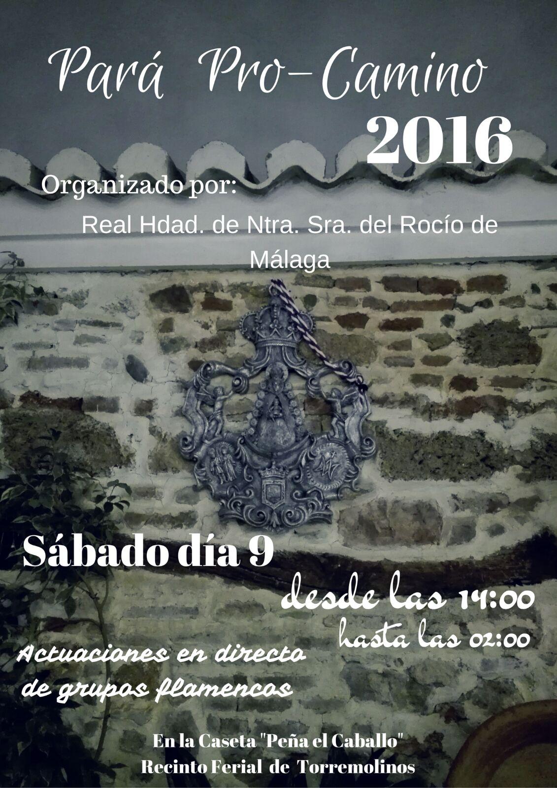 PARÁ PRO-ROCIERA 2016