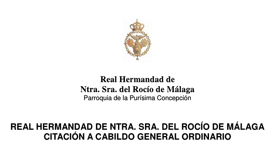 Cabildo General Ordinario 2017