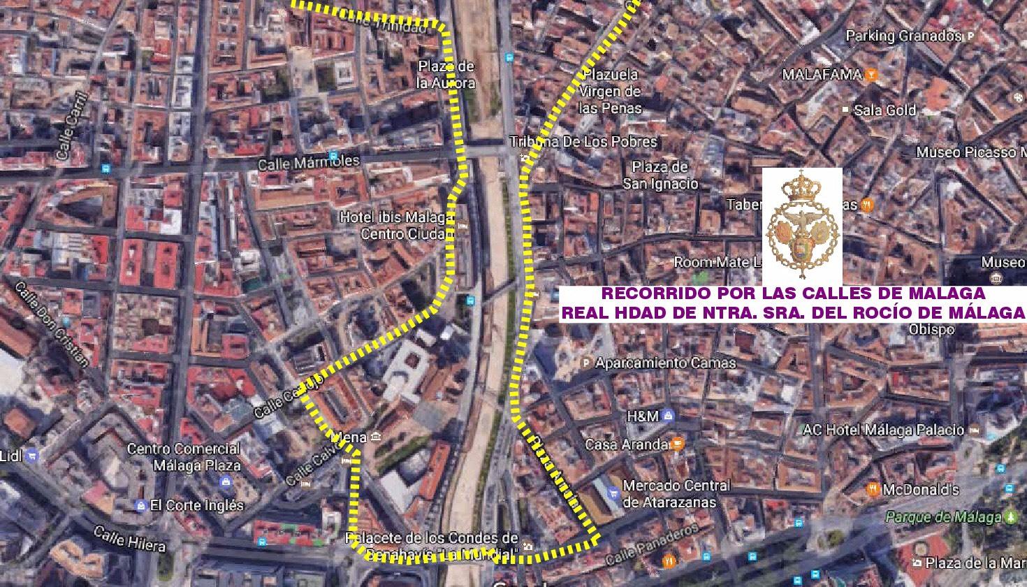 Recorrido Malaga 4