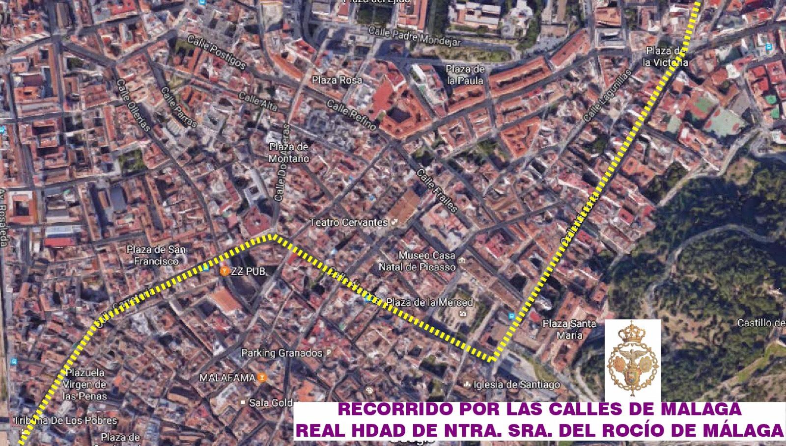 Recorrido Malaga 3