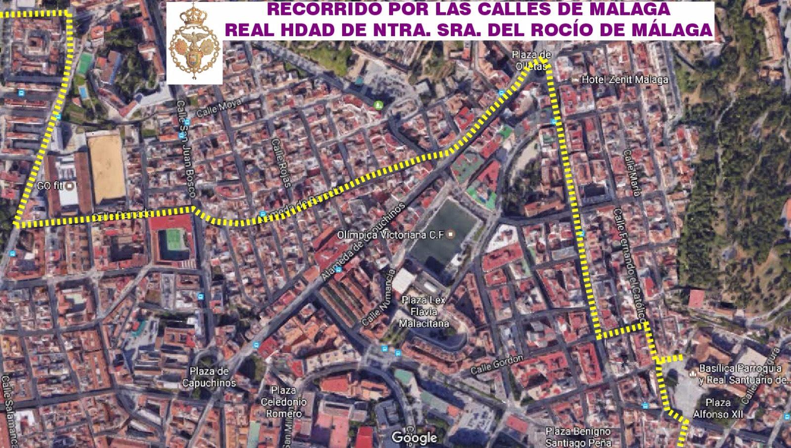 Recorrido Malaga 2