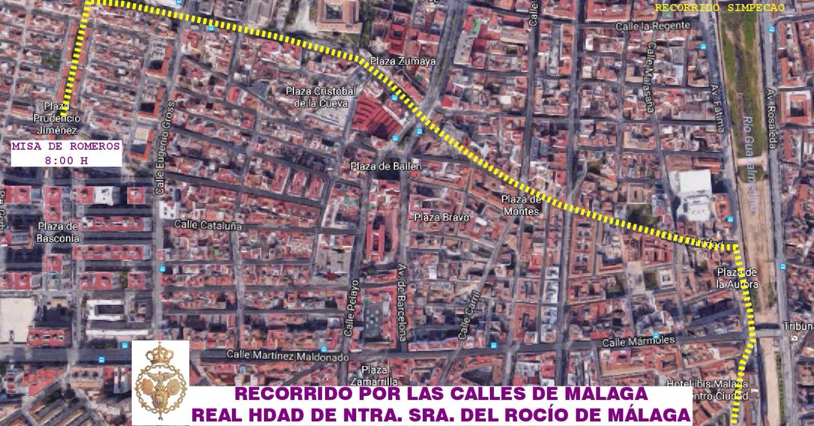 Recorrido Malaga 5