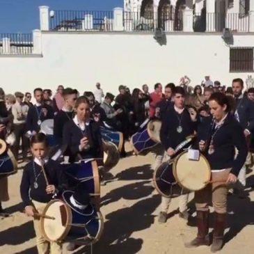 PRIMER TIRÓN DE BUEYES ROMERÍA 2018