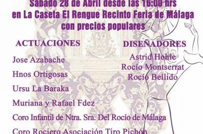 Pará Rociera - Desfile de moda Flamenca