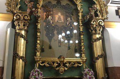 Capilla del Simpecado de la Real Hermandad de Nuestra Señora del Rocío de Málaga