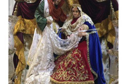 Felicitación Navidad 2018 - Real Hermandad de Nuestra Señora del Rocío de Málaga