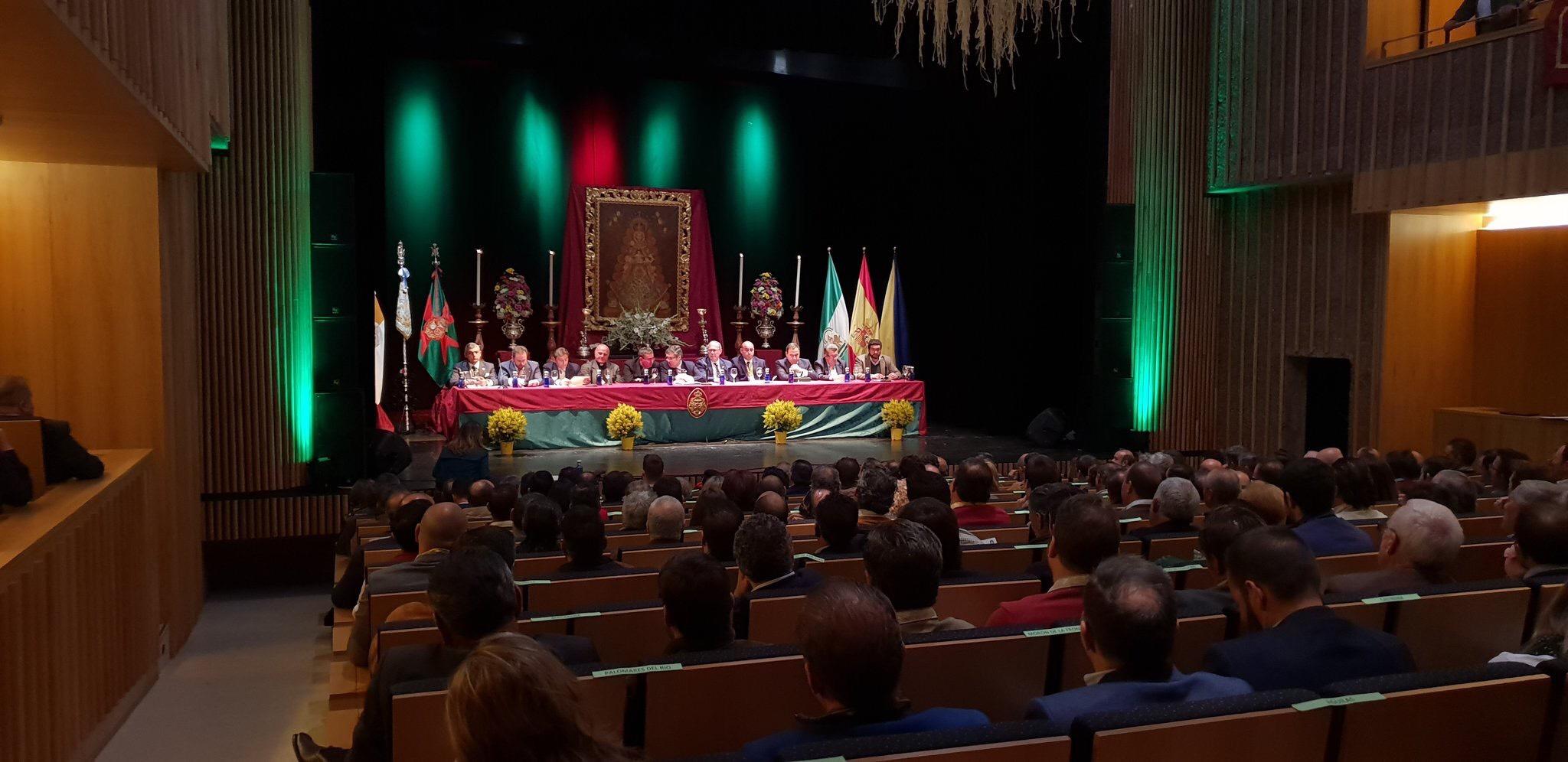 Asamblea de los Caminos de Sevilla 2019