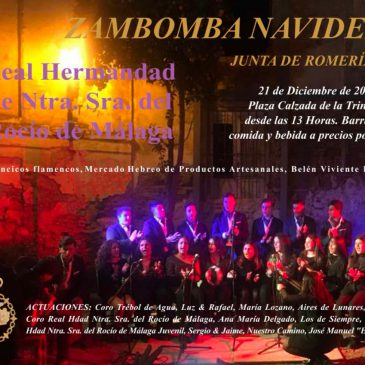 ZAMBOMBÁ NAVIDEÑA