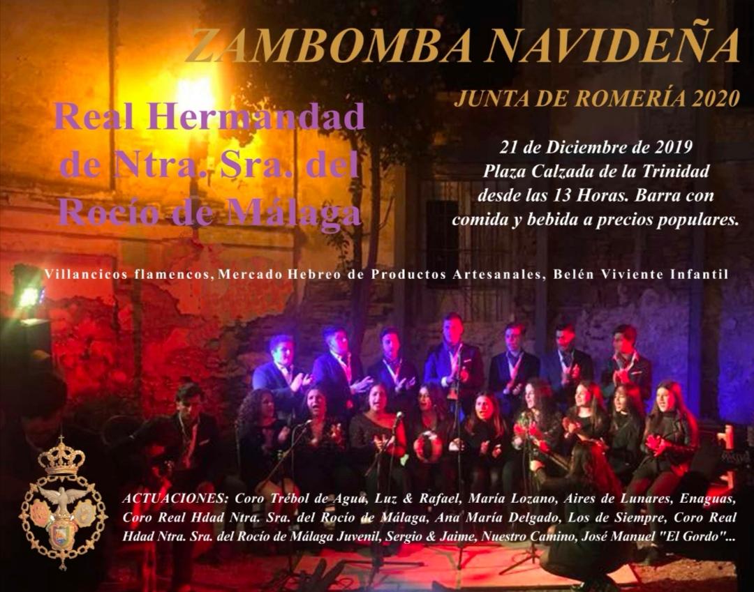 Zambombá Navideña 2020